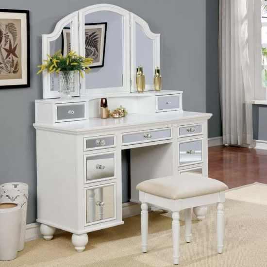 Galento Dressing Table Set